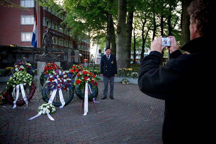 Het herdenkingsmonument van Veenendaal.