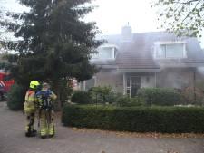 Veel rook bij keukenbrand in Nijkerk