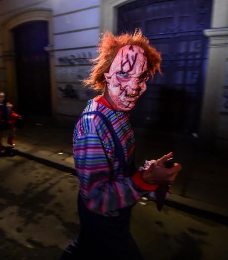 Gemeente Almelo: 'Halloweenavond is artistieke vrijheid'