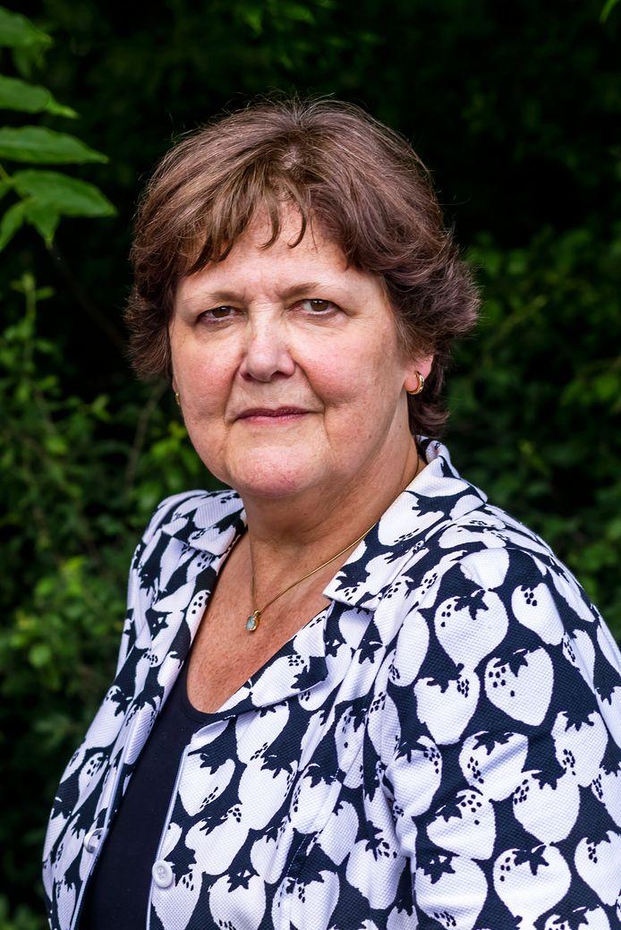 Rosa Jansen, bestuursvoorzitter van Slachtofferhulp Nederland.