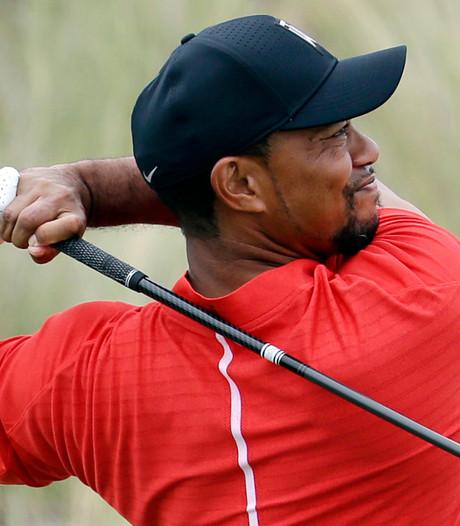 Tiger Woods gearresteerd voor rijden onder invloed