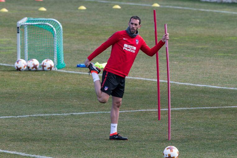Diego Godin.