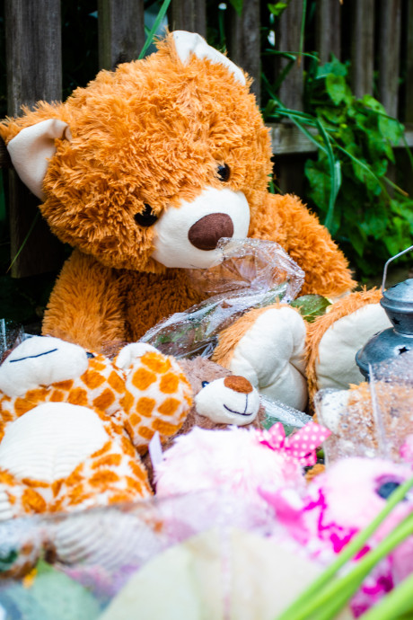 Afscheid van Maryori en dochters: 'Het is lastig, maar ze zijn nu engeltjes'