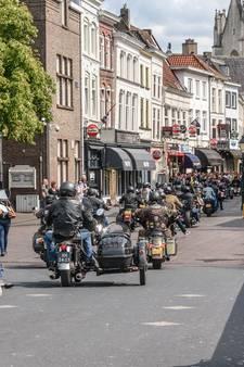Toch nog een beetje Harleydag in Breda