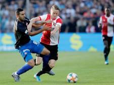 LIVE | Feyenoord loert op gaatjes in Israëlische muur