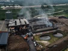 Brand bij Twence door kortsluiting ventilator