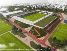 Helmond Sport trekt zelf de stekker uit nieuw stadion