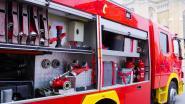 Zetel vat vuur in appartementsgebouw op Hundelgemsesteenweg