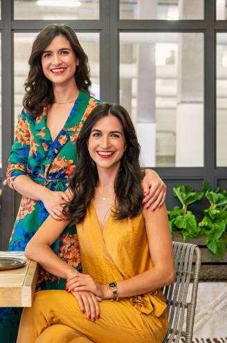 """Zussen Deborah en Jasmina staan scherp in 'Mijn Keuken Mijn Restaurant': """"We zijn allebei koppig en willen ons willetje doordrijven"""""""