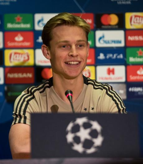 'Bayern volgende topclub in de rij voor Frenkie de Jong'