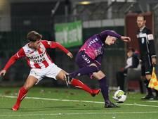 FC Oss oefent tegen Sv TOP