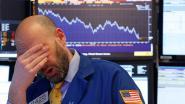 Beurzen kleuren weer dieprood: Dow Jones -4,2 procent ;  Bel20 eindigt 2 procent lager