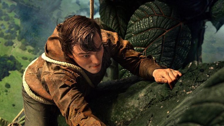 Nicholas Hoult in Jack the Giant Slayer van Bryan Singer. Beeld