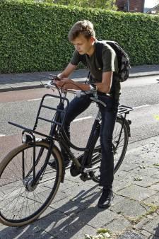 Nergens in de regio maken appende fietsers zoveel kans op een boete als in Spijkenisse