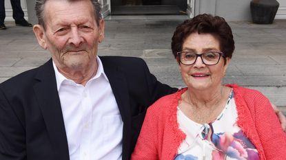 Frans en Liliane zijn 60 jaar getrouwd