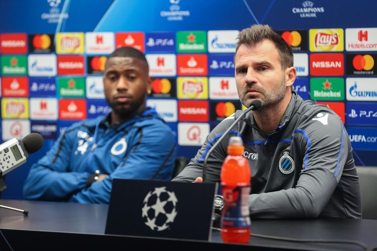 Ivan Leko en Stefano Denswil.