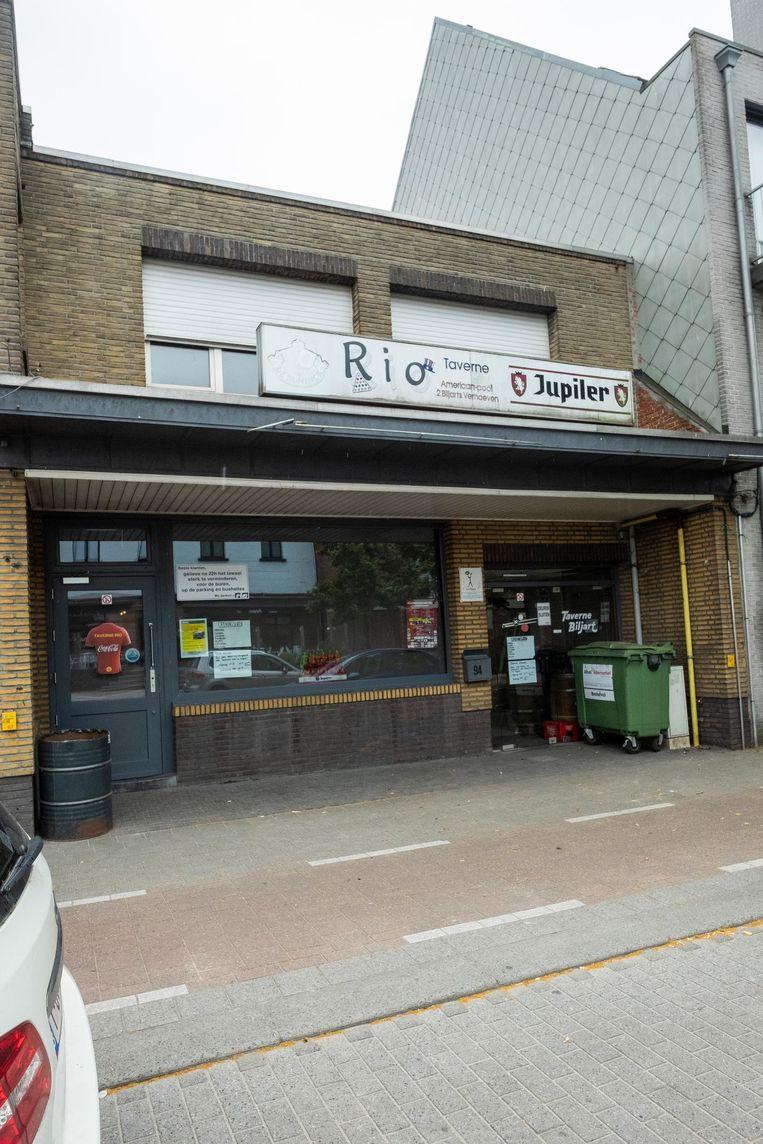 Café Rio wordt overgenomen.