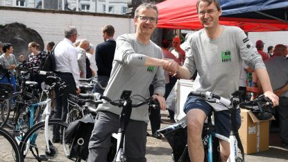 Leuvense grondlegger van Big Bang-theorie krijgt fietsroute