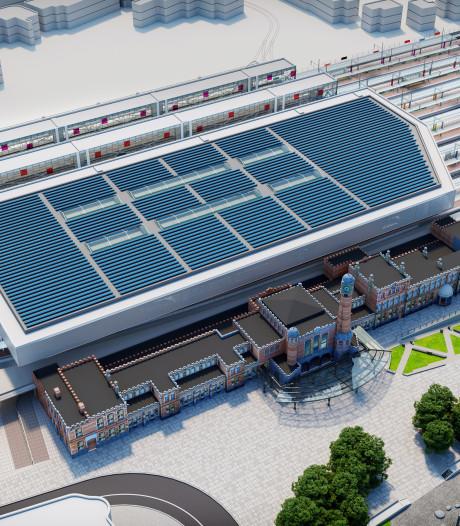 Station Gent Sint-Pieters krijgt grootste overdekte fietsenstalling van Europa