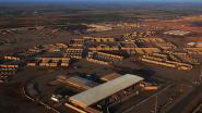 Raket slaat in naast basis met Amerikaanse troepen in Irak
