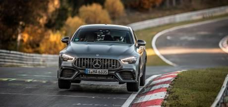 Dit is nu de snelste vierdeurs sedan op de Nürburgring