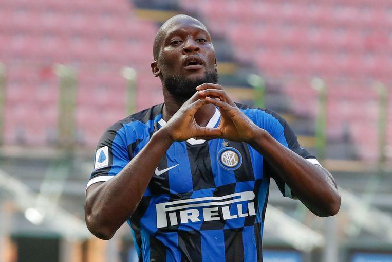 Lukaku met de openingsgoal, maar Inter zou nog verrassend de boot ingaan tegen Bologna: 1-2.