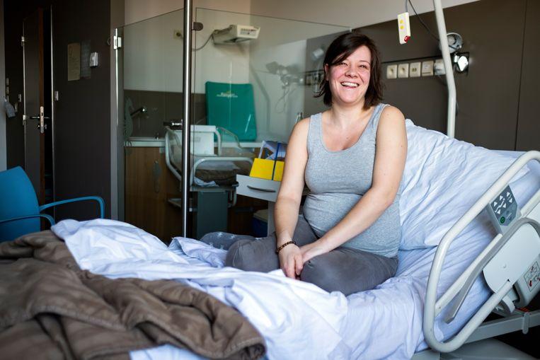 De zwangere Tatiana werd in de buik geschopt door een 19-jarige radicale moslim.