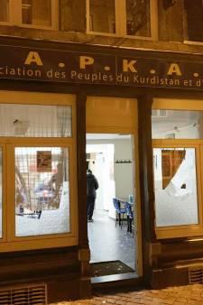 L'association culturelle kurde de Verviers victime d'une attaque de vandales