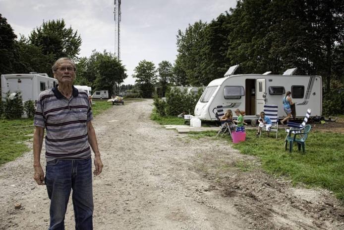 Campingeigenaar Cees Engel van Fort Oranje failliet ...