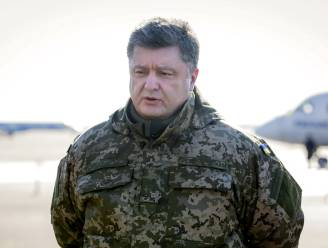 Oekraïense president bevestigt aftocht leger in Debaltseve