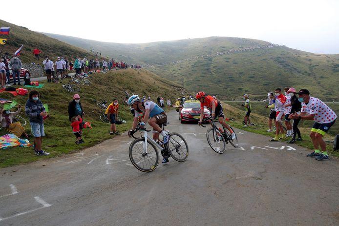Première victoire sur le Tour pour Nans Peters.