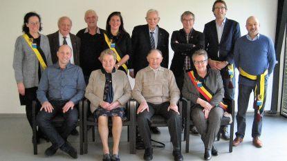Michel en Jeanne vieren 60 jaar huwelijk