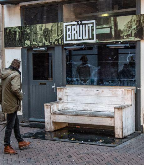 Oordeel over faillissement 'granaatcafé' Bruut in Zwolle voorlopig uitgesteld