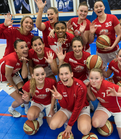 Batouwe in eerste halve finale Final Four tegen Binnenland