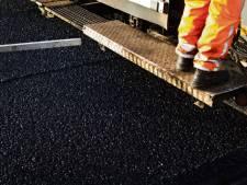 Opgelet als je de weg op gaat: groot onderhoud provinciale weg bij Odijk