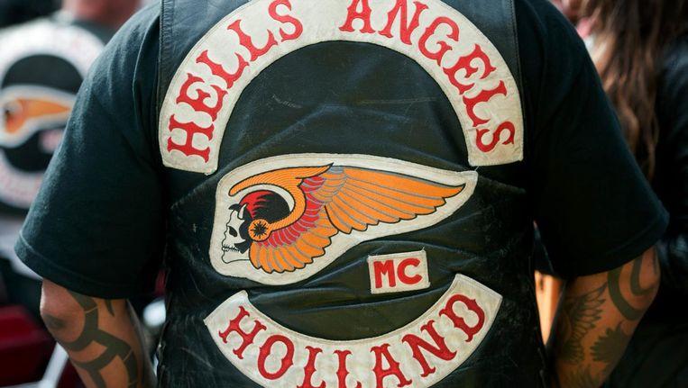 Een Hells Angel heeft vier maanden cel gekregen voor het bezit van een geladen revolver Beeld anp