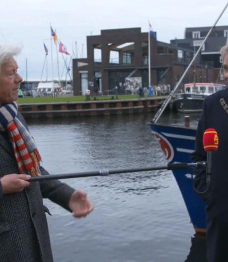 1,4 miljoen mensen zien Matthijs van Nieuwkerk locatie intocht Sinterklaas onthullen