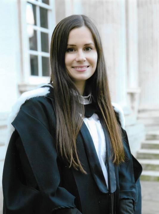 Kylie Moore-Gilbert is veroordeeld in Iran en zit nog steeds vast.