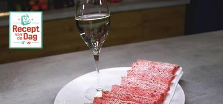Recept van de dag: Biscuit Rose de Reims