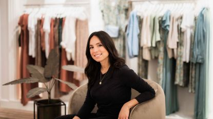 """Vriendin Matteo Simoni opent grotere kledingwinkel in Hasselt: """"Mijn klanten vinden de shopbeleving hier gewoon leuker"""""""