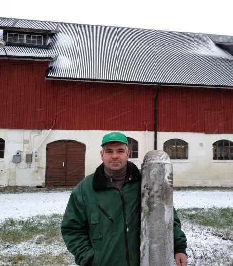 Biljoenboer Gijs vluchtte naar Zweden: 'Geldersch Landschap heeft me weggejaagd'