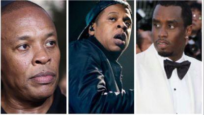 P Diddy is niet meer de rijkste rapper ter wereld (en dat heeft alles met champagne te maken)