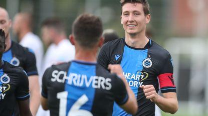 Club Brugge opent oefencampagne met vlotte zege tegen OHL, Vanaken scoort tweemaal