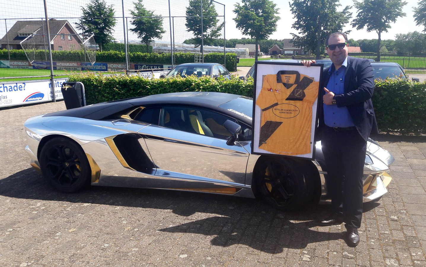 Zeeland Car Show