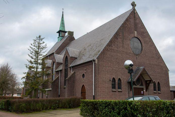 De Heilige Luciakerk gaat mogelijk op slot.