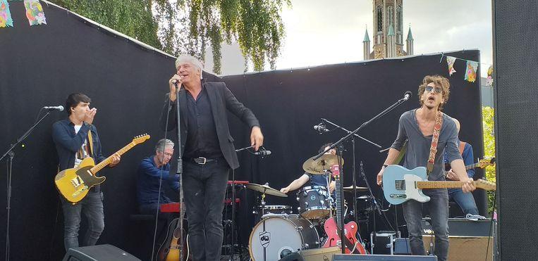 Rick De Leeuw rockt in Wetteren
