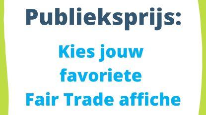 Oostkampse scholen ontwerpen affiche voor Wereld Fair Trade-dag: kies uw favoriet