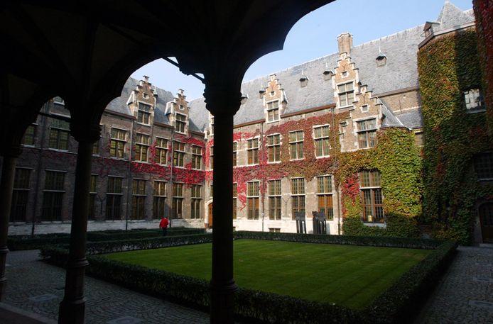 De stadscampus van de Universiteit Antwerpen.