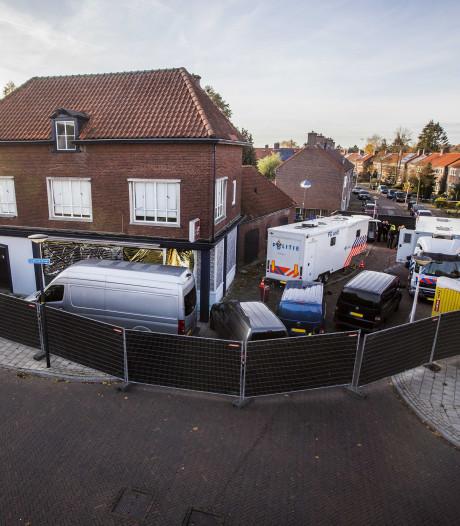 Bloed dode Enschedeër in auto verdachten viervoudige liquidatie
