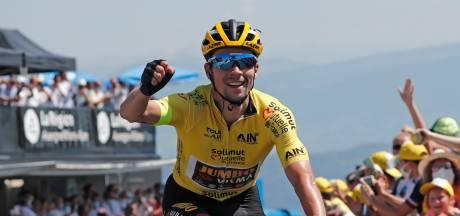 Roglic bezorgt beresterk Jumbo-Visma succes in Tour de l'Ain